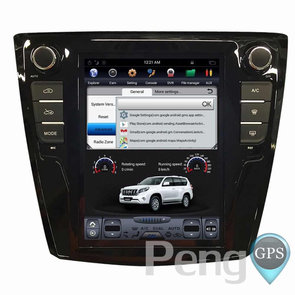 10.4 Polegada ips tela android 7.1 navegação gps do carro dvd player para renault kadjar 2016 2017 tesla estilo 1080 p vídeo fm unidade central