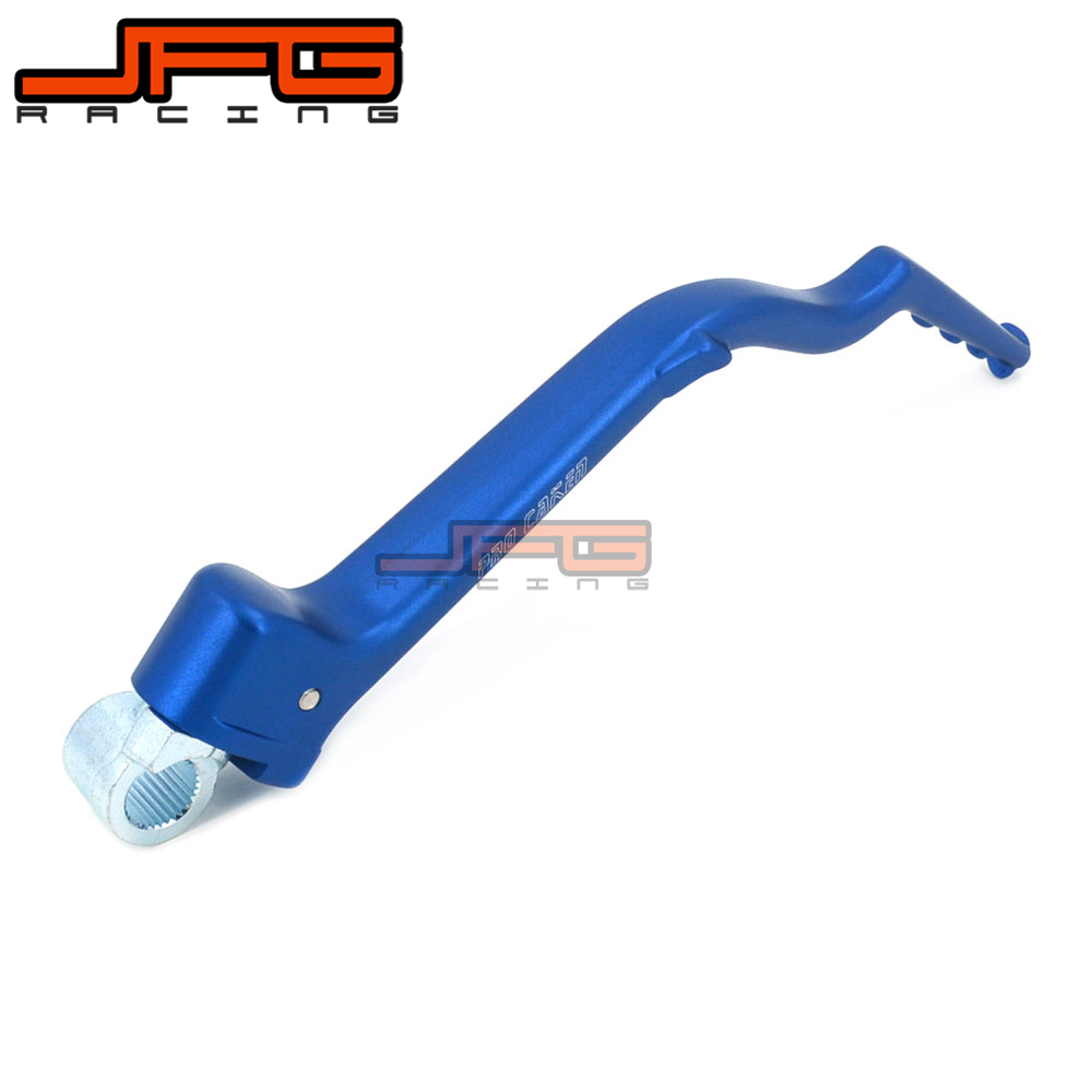 New Forged Kick Start Starter Lever Pedal Arm For YAMAHA YZ250 YZ 250 2002 2003 2004 2005 2006 2007 2008 2009 - 2016 YZ250X 16 forged kick start lever starter for kawasaki kx450f 2007 2015