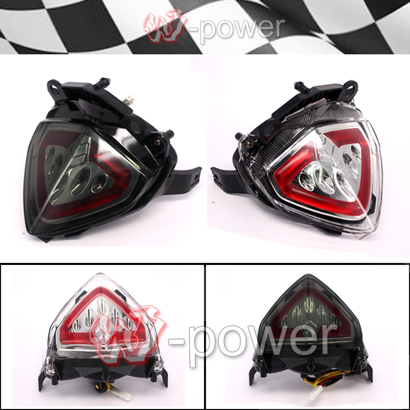 buy motorcycle integrated led taillight. Black Bedroom Furniture Sets. Home Design Ideas