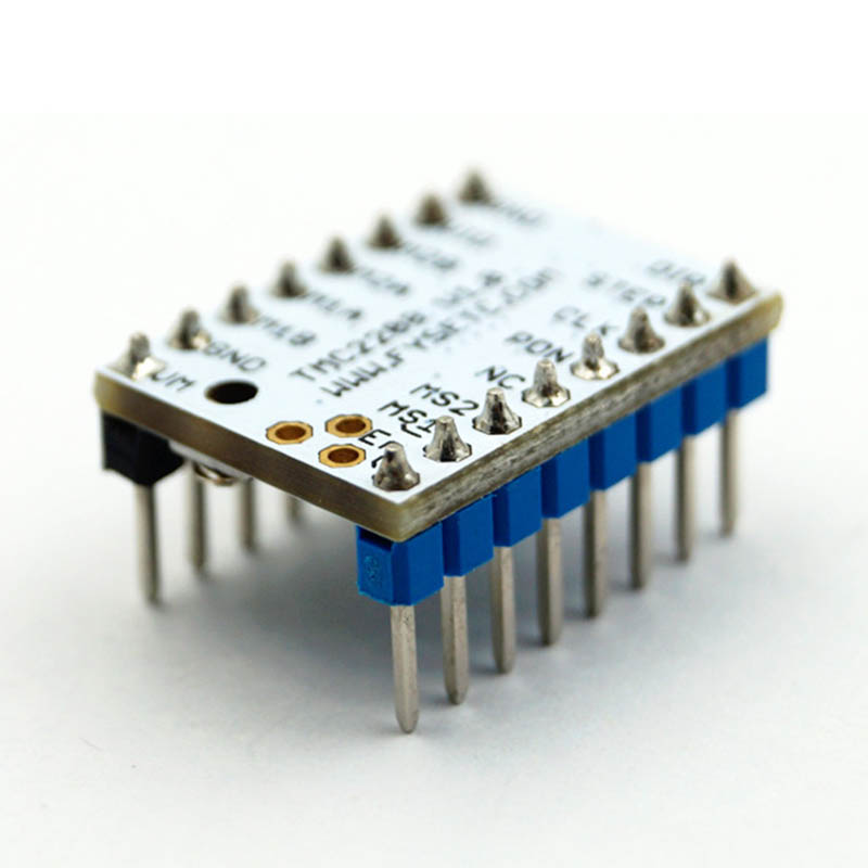 TMC2208 V1.0 Stepper Motor Mute Driver silent excellent stability and protection for 3D Printer