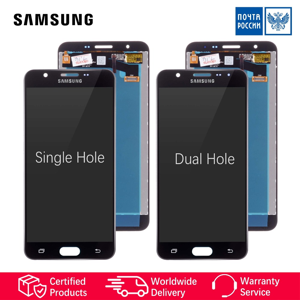 LCD For Samsung Galaxy J7 Prime 2 2018 LCD Touch G611 LCD Screen
