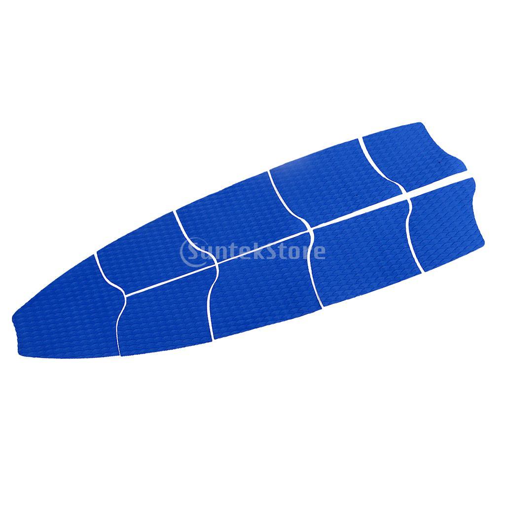 9 pièces/ensemble Premium EVA planche de Surf plate-forme complète coussin de Traction Kitesurf queue poignées Pad Longboard Surf accessoires de Surf