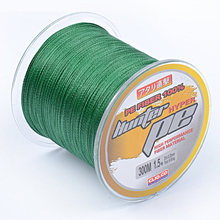 2016 new Best Genuine 300 meters 4 strands PE lines Strong carp fishing braided Fishing line linha de pesca