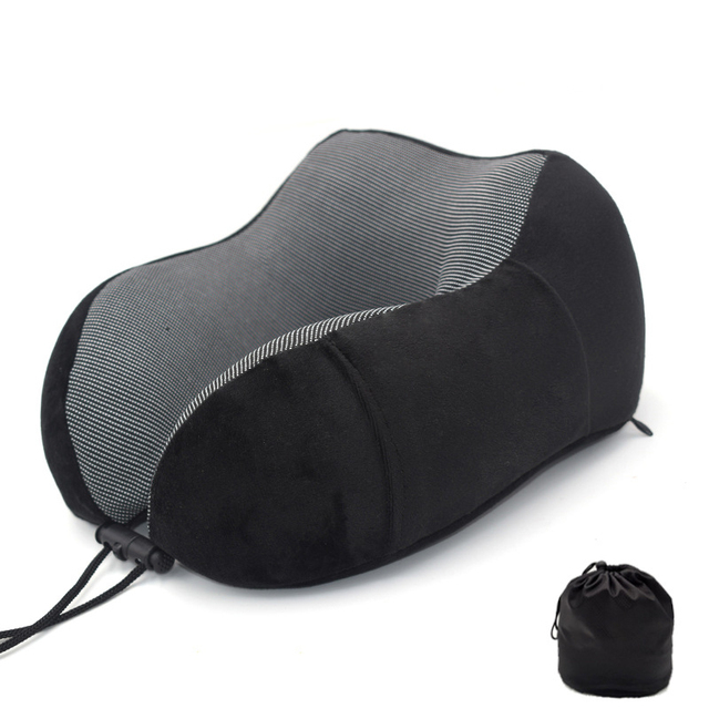 Velvet Travel Neck Pillow