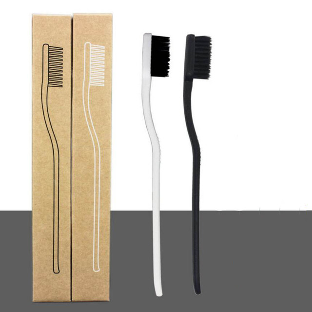20pcs High grade disposable soft toothbrush Senior hotel hotel essential toothbrush Family hospitality toothbrush 17e12
