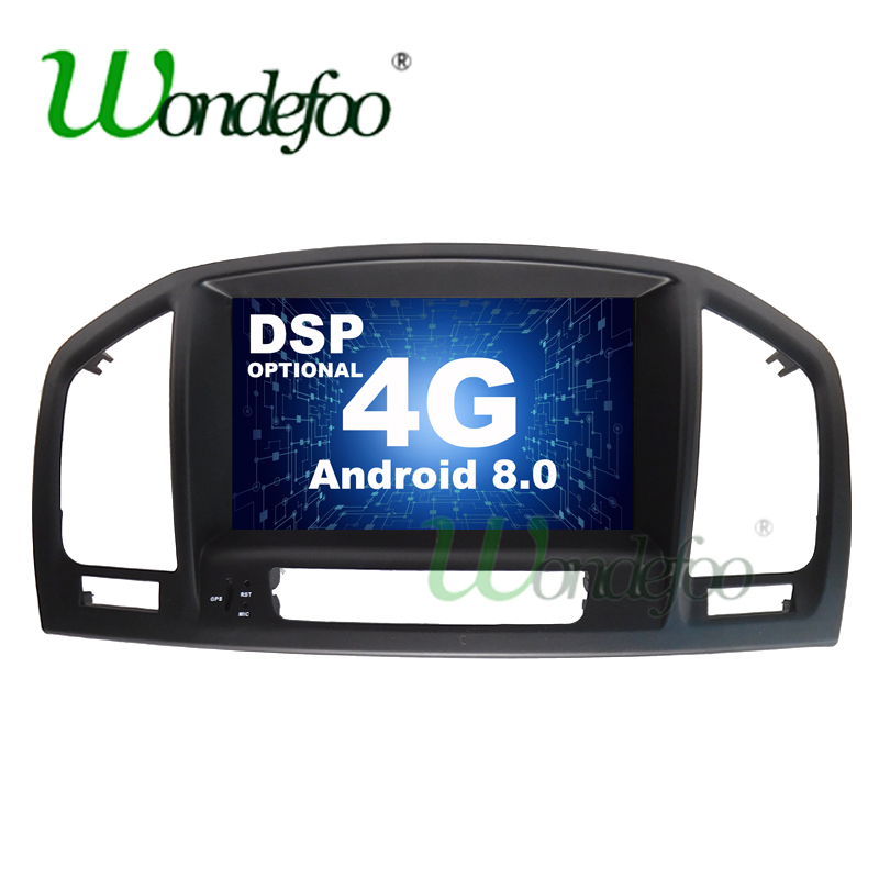 Android 8.0 Ram 4G/Android 8.1 CAR GPS For Opel Vauxhall Insignia dvd player radio navigation multimedia stereo navigation AUDIO