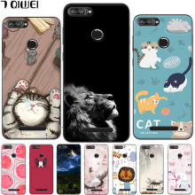 5.7'' For Lenovo K320T Case Silicone Soft TPU Phone Case For Lenovo K320T Case Lenovok320T K320 T Cover Owl Slim Painting Funda