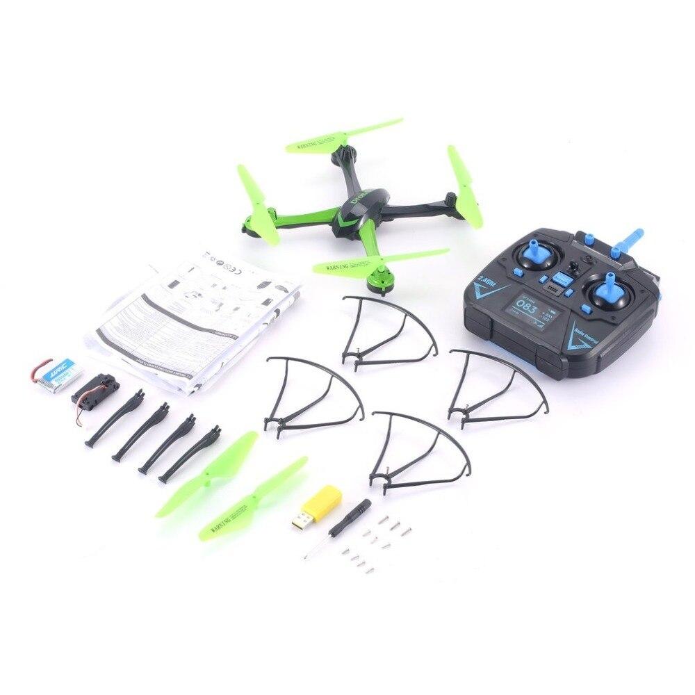 JJR/C H98 2,4g 6-achsen-gyro Drone 3D Flip funktion Headless Modus Ein schlüssel Rückkehr LED lichter RC Quadcopter mit 0.3MP Kamera