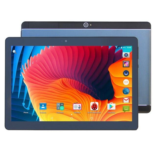 2017 Android Tablet 10 дюймов Octa core 3 г 4 г FDD LTE 4 ГБ Оперативная память 32 ГБ Встроенная память 1280*800 IPS Две камеры Android 7.0 GPS Планшеты 10 10.1