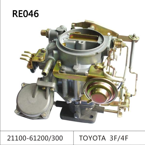 Carburetor forTOYOTA 3F/4F  21100-61200/300  Carb