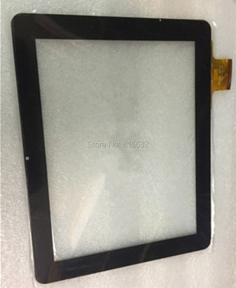 New TPC0161 VER1.0  For Ampe A90 9.7 inch Digitizer Touch Screen touch panel glass Free shipping brand new tpc 1270h c1be tpc 1270h p2be touch screen panel well tested working three months warranty