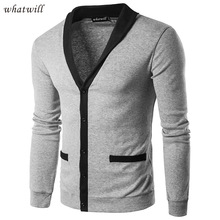New 2017 mens sweater fashion cardigans casual sudaderas brand clothing fitness sweaters