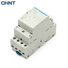 CHINT Household Communication Contactor NCH8-25/22 220V Guide Type Two Normally Open Often Close 4P 25A