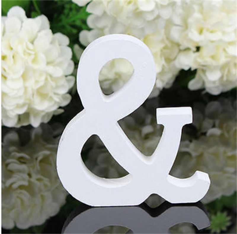 Деревянные стены Стикеры s английские буквы 3D DIY декоративные буквы деревянная наклейка для Одежда для свадьбы, дня рождения Наклейки на стены Home Decor