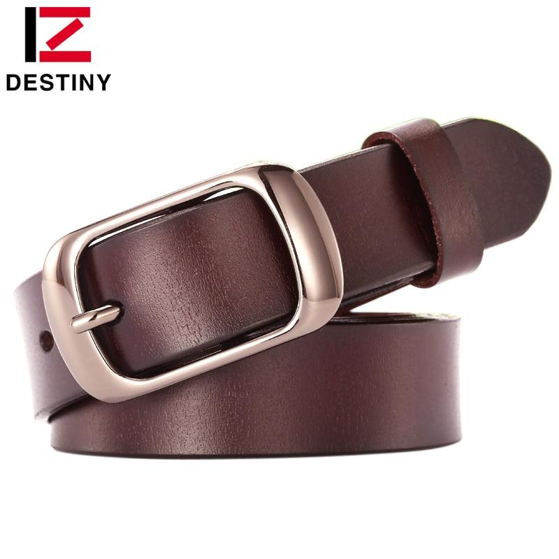 DESTINO Diseñador Cinturones Correa de Las Mujeres de Alta Calidad - Accesorios para la ropa - foto 3
