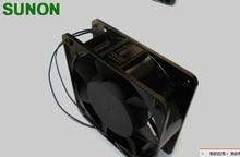 SUNON fan DP200A2123HBL 12CM 1238 12038 120 120 38MM High temperature dual ball bearing fan 220V