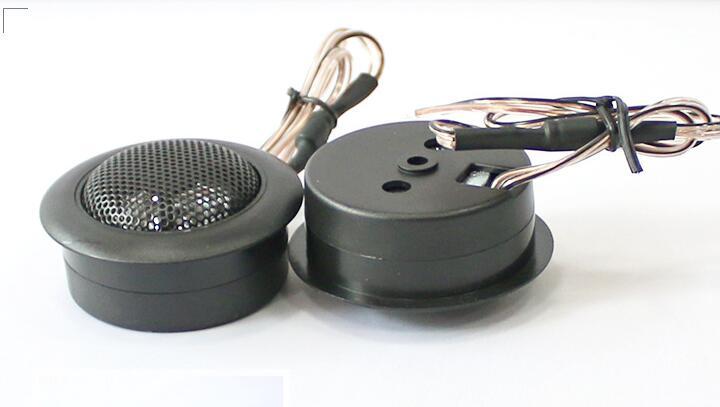 1 Paar Auto Mini Dome Hochtöner Lautsprecher Alpine Audio Lautsprecher Super Audio Auto Sound Auto Hochtöner Freigabepreis