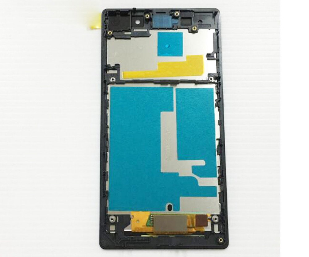 ACKOOLLA Mobile Phone LCDs For Sony Xperia Z1 L39H C6902 C6903 C6906 SO-01F Honami Parts Mobile Phone LCDs Touch Screen