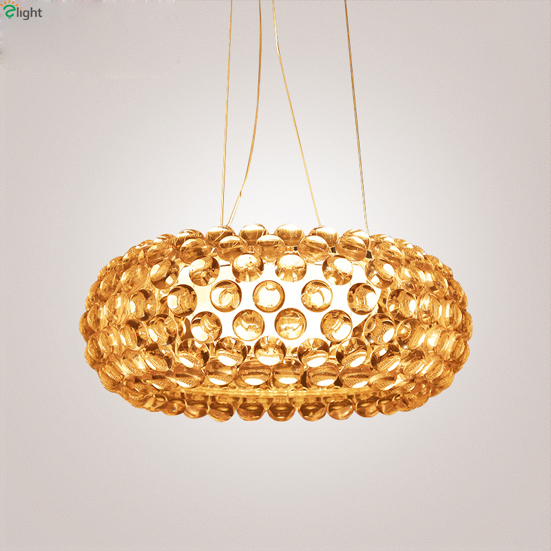 Modern Lustre Acrylic Ball Led Pendant Lights Dining Room Led Pendant Lamp Living Room Led Pendant Light Hanging Light Fixtures hghomeart children room iron aircraft pendant light led 110v 220v e14 led lamp boy pendant lights for dining room modern hanging