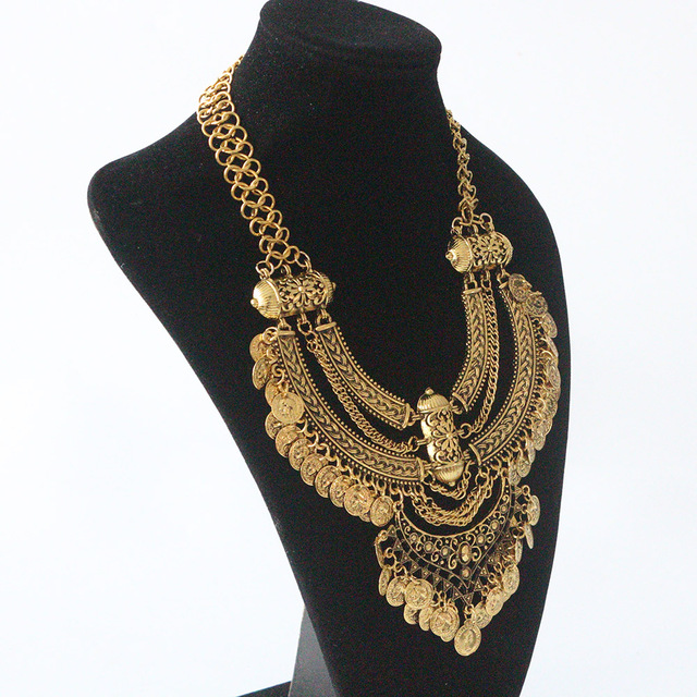 Coins Necklace