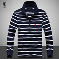 KaqpLa brand small horse brands mens solid long sleeve polo shirt ralphly cotton camisa men hombre tenis designer casual blusas