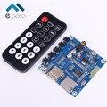 Bluetooth Módulo Receptor de Áudio MP3 Decodificador Bordo Jogador U Disco USB Interface de Cartão TF MP3 WMA WAV FLAC 8-10 m Com Controle Remoto