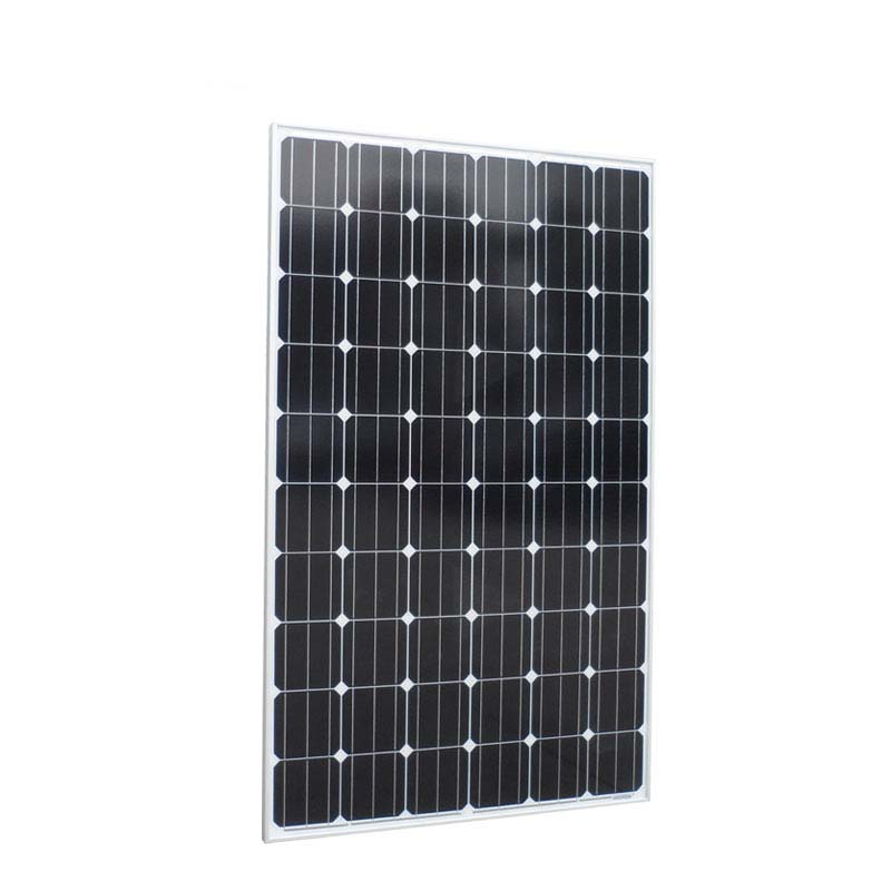 Solar Panel System For Home 20v 250w 10 PCs 2500W 2 5KW Off Grid Solar Boat Solar System Kit Yacht Solar Battery Motorhome Car in Solar Cells from Consumer Electronics