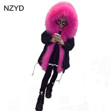 2017 New Fashion Winter Boy Girls Coat Thicken Children Cotton-Padded Clothes Europe Style Overcoat Kids Clothes HL0958