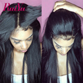 Peruvian Straight Wigs Lace Front Human Hair Wigs For Black Women Full Lace Human Hair Wigs With Baby Hair Full Lace Front Wigs