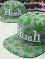 Newest Fashion summer or spring Green maple leaf baseball cap hiphop cap male cadet cap hip-hop hat lovers snapbacks