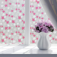 KALAMENG Frosted window foil thick self adhesive cellophane film papel pintado pared 3d flooring frete gratis contact paper