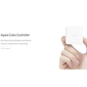 Image 5 - 2020 Aqara Cube magique contrôleur de maison intelligente Zigbee Version 6 Actions opération pour appareil de maison intelligente avec lapplication Mijia Home