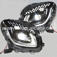 For Mercedes Benz for Smart LED Head Light 2015 2017 PW