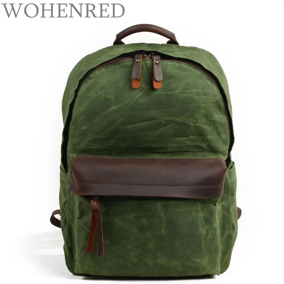 Men Canvas Backpack College Studert School Backpack Bags For Teenagers Vintage Mochila Casual Rucksack Male Travel Daypack цены онлайн