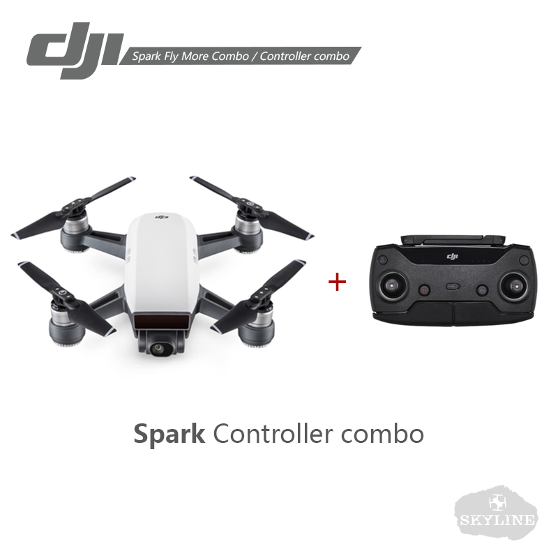 DJI Spark Controller Combo / Fly More Combo Drone 1080P HD ...