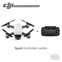 DJI Spark Controller Combo(Include Remote Controller/ Fly More Combo Drone 1080P HD Video Recording 12MP Camera Drones Phone APP