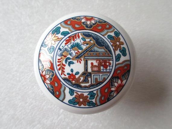 Knoppen Voor Kast : Dresser knoppen pulls lade knop handgrepen oude foto keramische