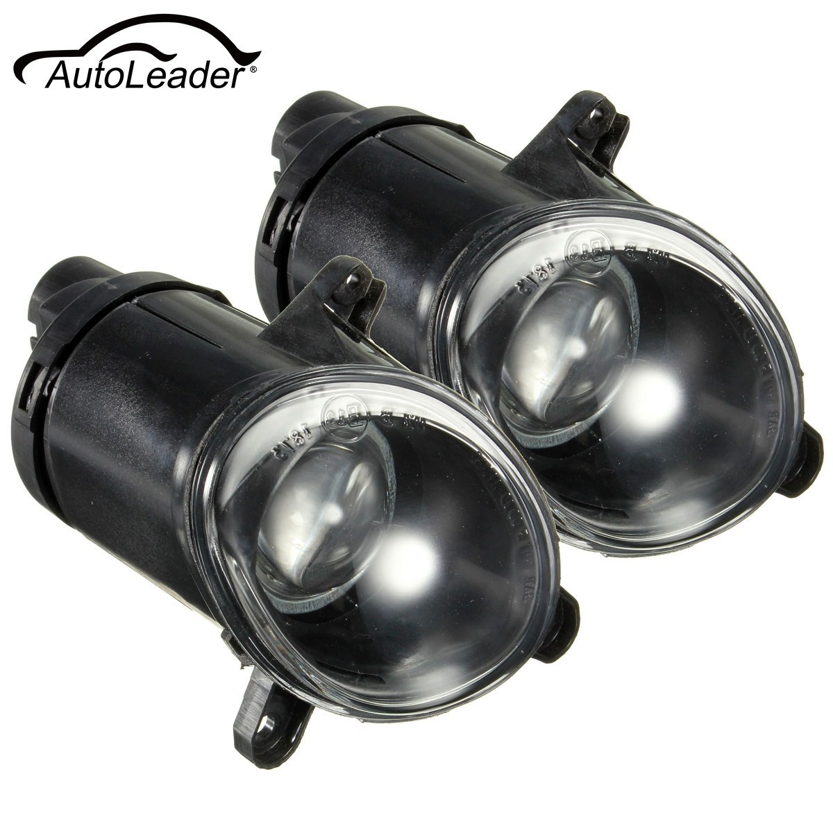 Pair Front Bumper Fog Light Driving Lamp For VW Passat 3BG B5 2000 2001-2005 H3 Bulb E13 free shipping new pair halogen front fog lamp fog light for vw t5 polo crafter transporter campmob 7h0941699b 7h0941700b