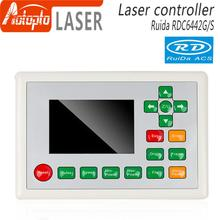 Ruida RD RDC6442G Co2 Laser DSP Controller for Laser Engraving and Cutting Machine RDC 6442 6442G 6442S ruida rd rdlc320 a co2 laser dsp controllerr rd320a co2 laser controller use for laser engraving and cutting machine