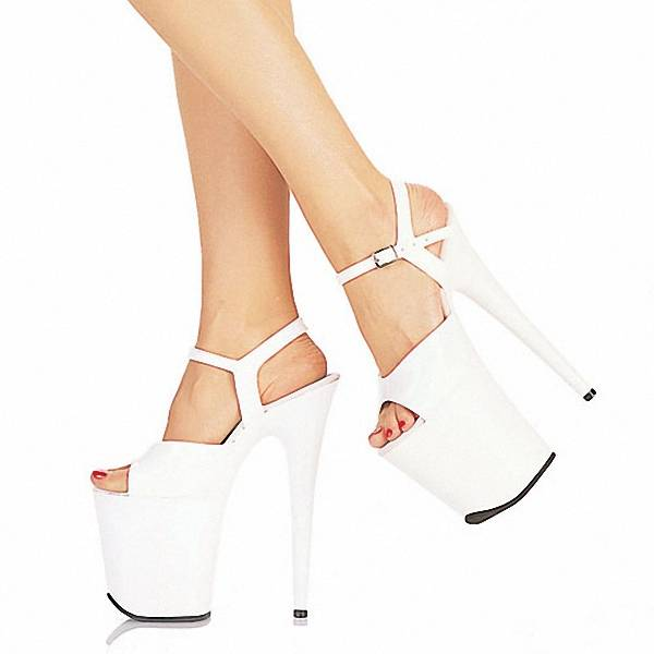placeholder Big sexy mature nightclub colourful shoes unique temperament  lady shoes sexy legs shows high heel sandals 0db9399c881e