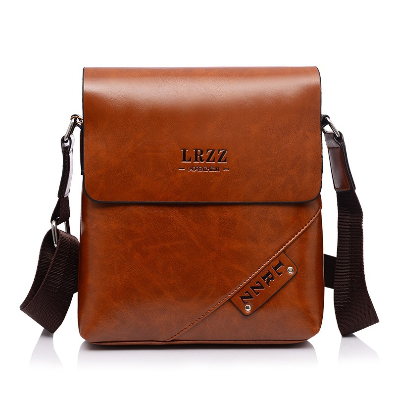 fc26fe9f8072 High quality leather bag fashion designer crossbody bags design men bags  top pu leather small messenger bag for man wholesale on Aliexpress.com