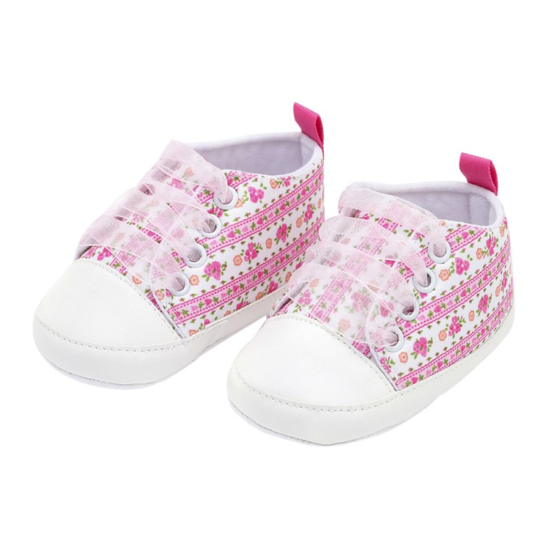 Autumn The First Walker Shoes For Baby Girl Children National Wind Embroidered Shoes Lace Baby Shoes