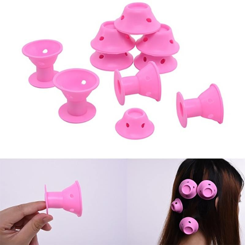 Hairstyle Soft Hair Care DIY Peco Roll Hair Style Roller Curler Salon 10/20pcs/lot Hair Accessories