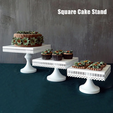 Cake Stand Metal Cupcake Holder for Wedding Baby Shower Birthday Party Dessert Candy Bar Display