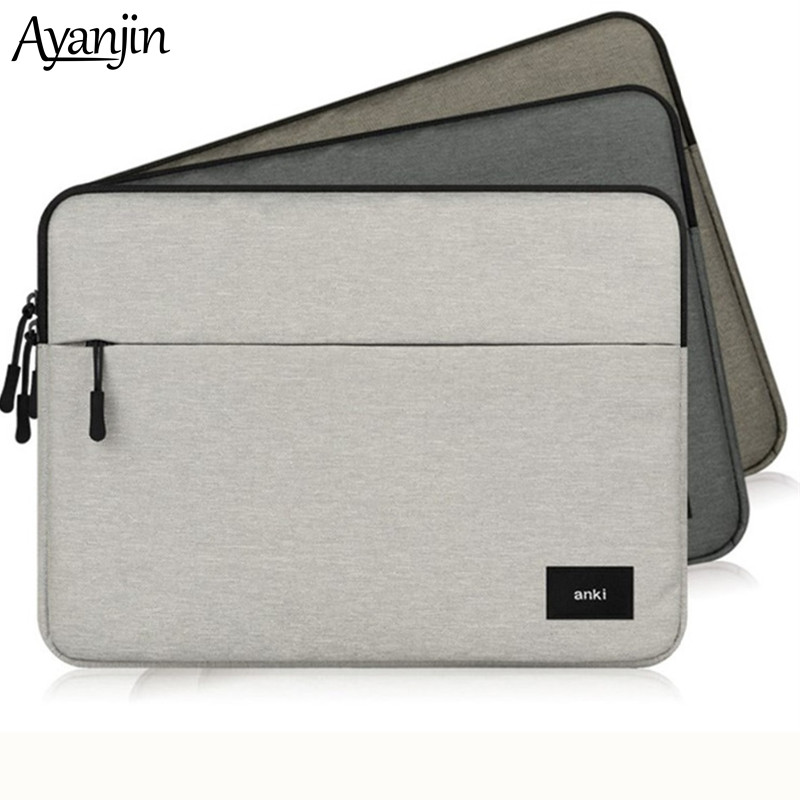 for Asus Dell laptop bag sleeve case For Macbook Air Pro 11 12 13 14 15 15.4 15.6 men women protective Waterproof Notebook cover