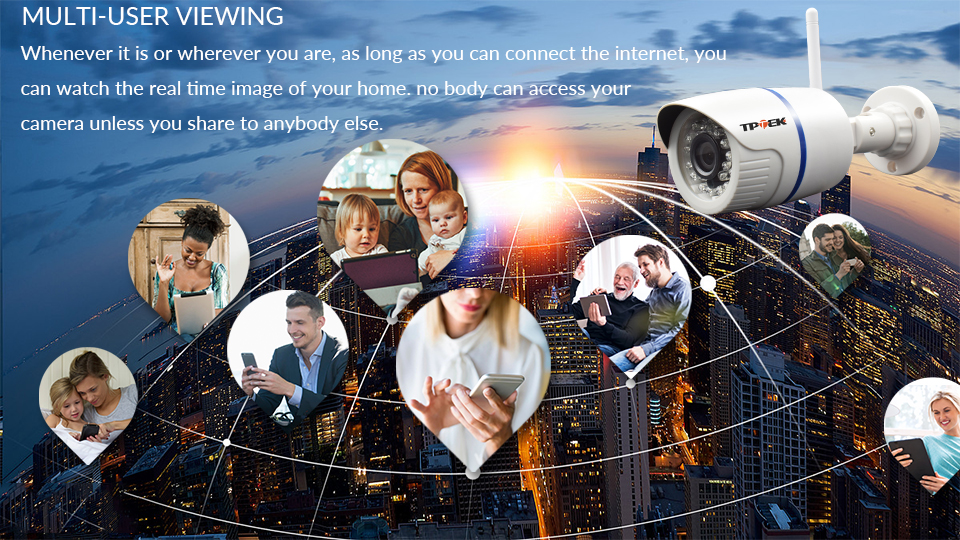 HTB1NVlhXcnrK1RjSspkq6yuvXXaX HD 1080P IP Camera Outdoor WiFi Home Security Camera 720P 3MP Wireless Surveillance Wi Fi Bullet Waterproof IP Onvif Camara Cam