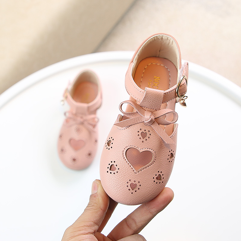 Kids shoes Girls sneakers tipsietoes sandal infantil kids toddler brand shoes kiz cocuk ayakkabi Summer Leather  toddler