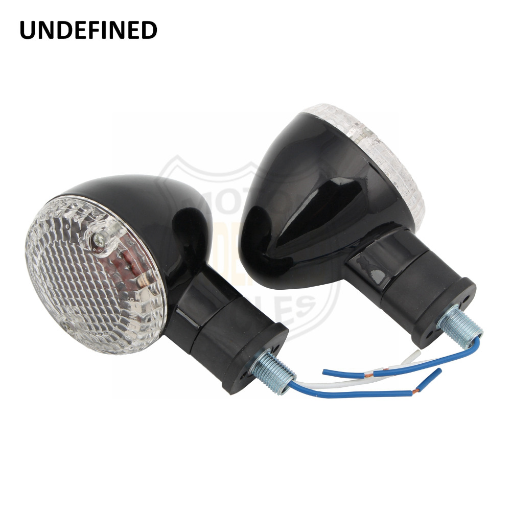 Turn Signals Motorcycles Indicators Black Blinker Lamp Cafe Racer Light Bulb For YAMAHA Bolt XVS950 R/C Spec 2014-2018 2017 2016