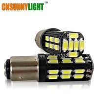 Hot Selling 2pcs CREE 5730 LED 30 SMD 15W 1156 S25 P21W BA15S LED Backup Light