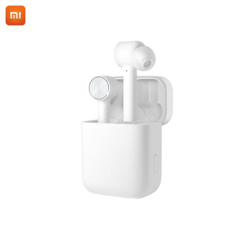 Xiao mi Airdots pro Air TWS casque Bluetooth véritable sans fil stéréo Sport écouteur ANC commutateur ENC Auto Pause contrôle